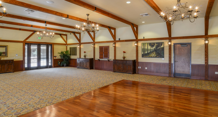 ballroom - Ranch House